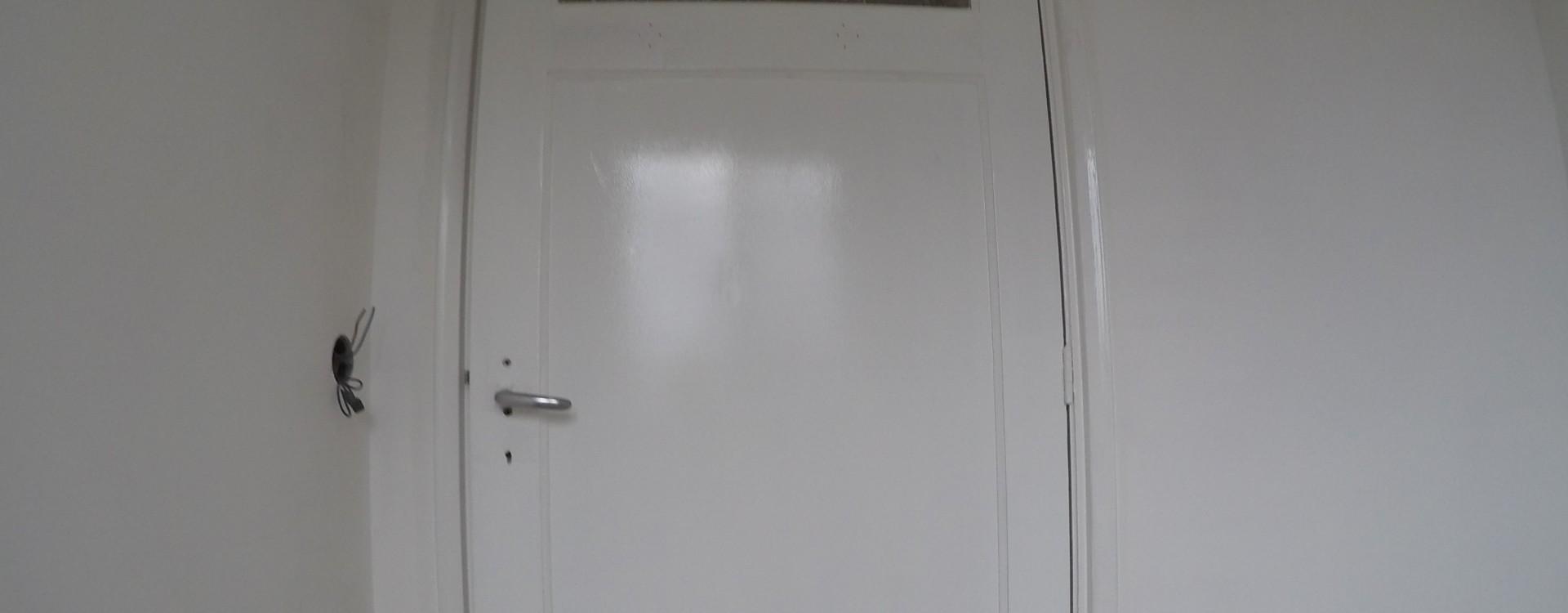 schilderwerk binnendeur